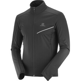 Salomon RS Chaqueta Softshell Hombre, black